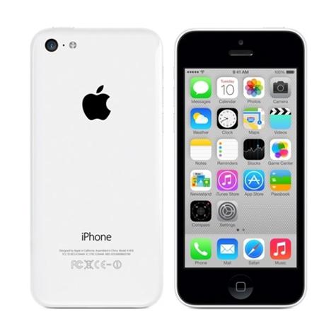 Apple_iPhone_5c_weiß_Displayreparatur