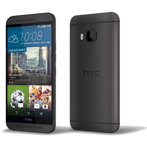 HTC_One_M9_Schwarz_Displayreparatur