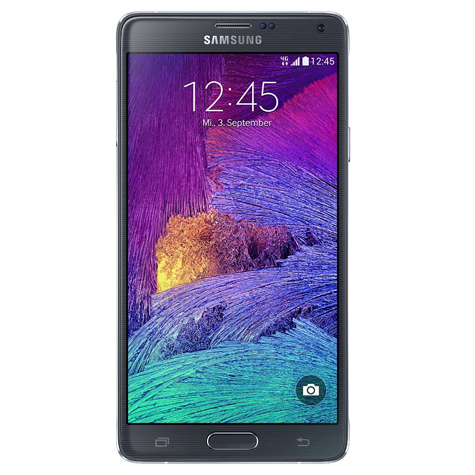 Samsung_Galaxy_Note_4_Schwarz_Displayreparatur