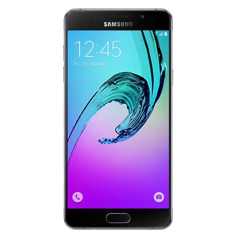 Samsung_Galaxy_A5(2016)_Schwarz_Displayreparatur