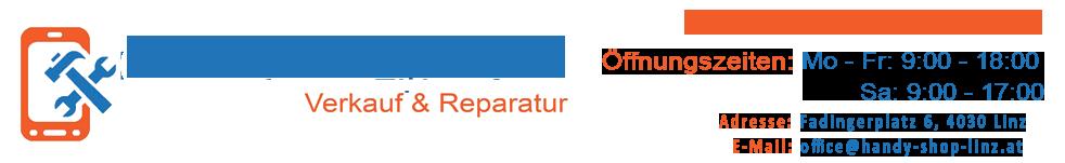 Displayreparatur | Glasreparatur | Akkutausch | Handy-Reparatur-Linz.at
