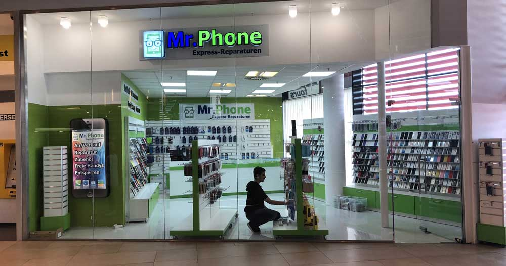 Mr Phone Handy Reparatur Linz