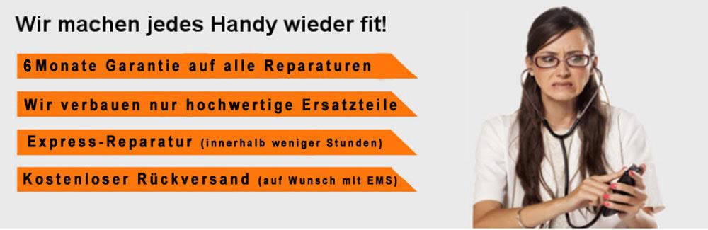 Handy Reparatur in Linz mit Garantie